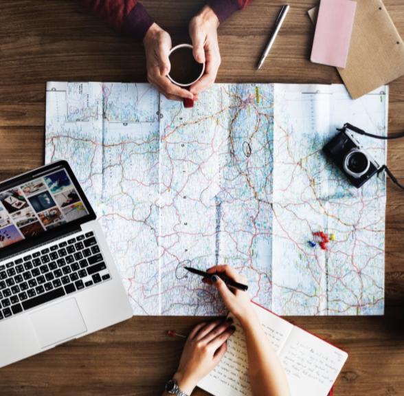 Guía para organizar tu viaje por libre en 10 pasos | Viajando me ...